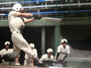 篠原 章人、軟式野球部時代
