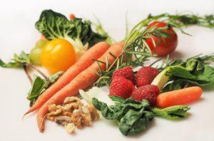 食物繊維、野菜